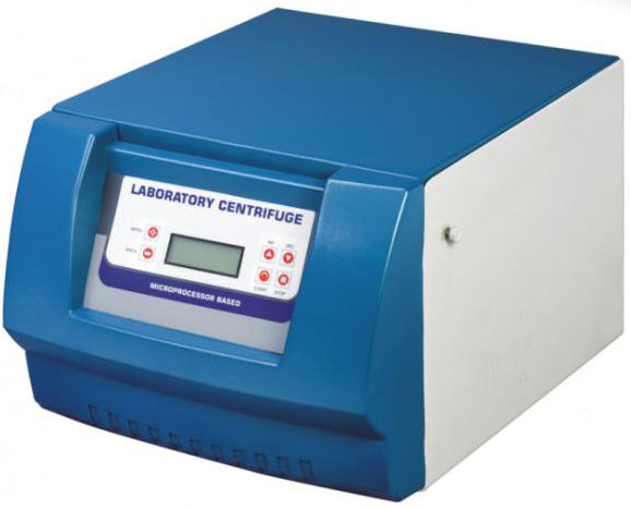 LABORATORY CENTRIFUGE BRUSHLESS PREMIUM MODEL, MAX SPEED 6000 RPM