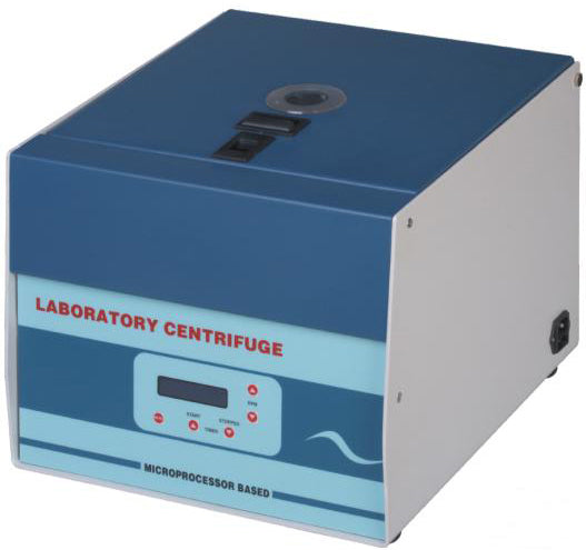 LABORATORY CENTRIFUGE MEDIUM, MAXIMUM SPEED 10000 RPM