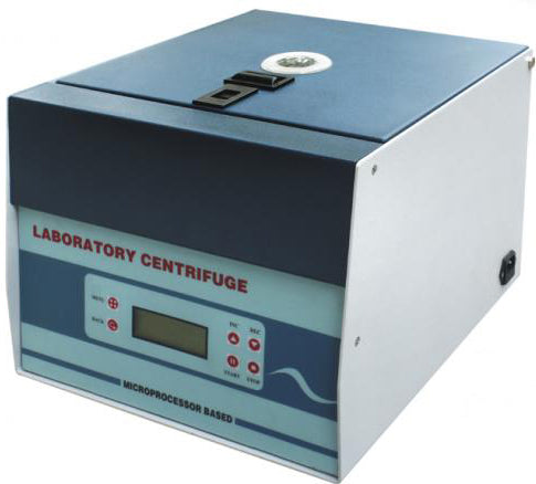 MICRO CENTRIFUGE BRUSHLESS (WITHOUT CABRONS) 20000 RPM