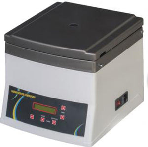 HEMATOCRITE CENTRIFUGE, BRUSHLESS (WITHOUT CABRON) MAX SPEED  11400 RPM