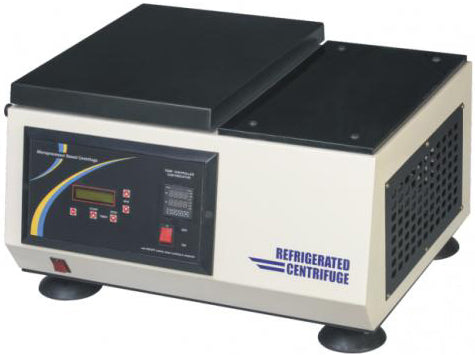 REFRIGERATED MICRO CENTRIFUGE MACHINE, MAX SPEED 16000 RPM