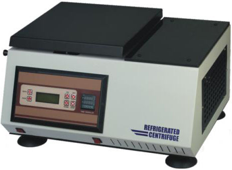 REFRIGERATED UNIVERSAL CENTRIFUGE,  MAX SPEED 16000 RPM