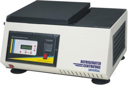 REFREIGERATED UNIVERSAL CENTRIFUGE BRUSHLESS, MAX SPEED 2000 RPM, PREMIUM MODEL