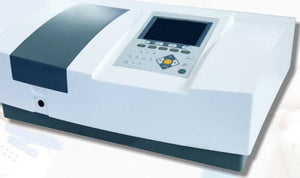 Double Beam Spectrophotometer with Peltier & Sipper System
