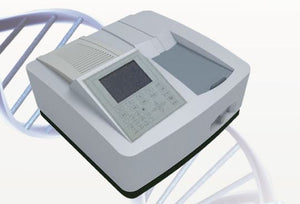 Microprocessor UV-VIS Double Beam Spectrophotometer Exclusive Model (Variable Bandwidth) with Software