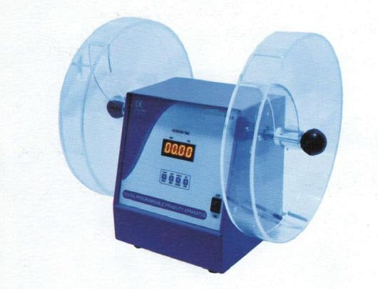 DIGITAL FRIABILITY TEST APPARATUS