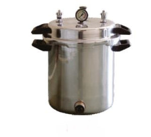 PORTABLE AUTOCLAVE (COOKER TYPE)