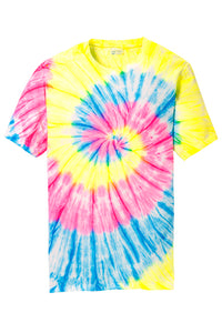 Port and Company Adult Tie Dye Tee's