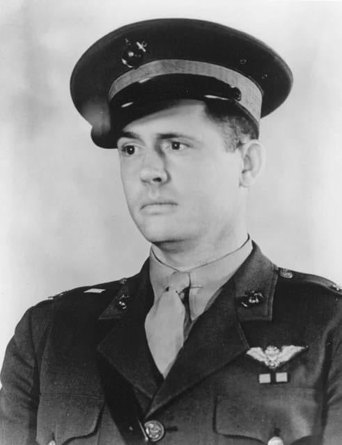 Major Henry Elrod, the Billy Bad Ass that sank a destroyer and led an infantry charge