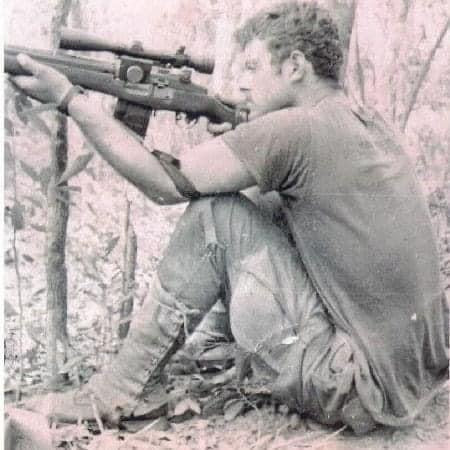 Edward Ziobron, Billy Bad Ass and Commie Killer Extraordinaire