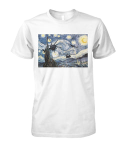 "Warry Nights Tee - In Honor of ""Starry Nights"""