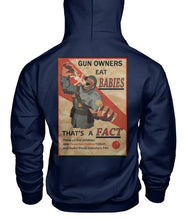 Load image into Gallery viewer, Gun Owners Eat Babies- Black Rifle Co Hoodie