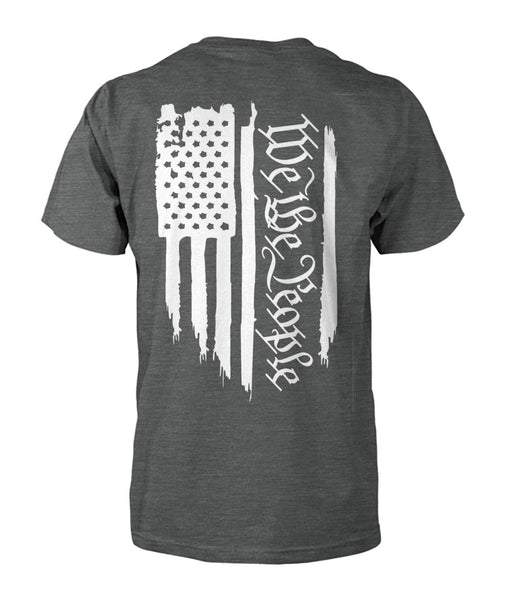 Black Rifle Co. We the People Flag Tee