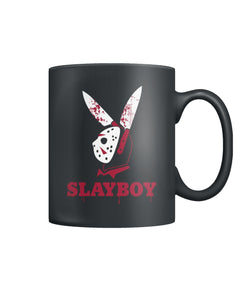 Slayboy Coffee Mug- Playboy Parody Color Coffee Mug