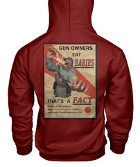 Black Rifle Co. Gun Owners Eat Babies Hoodie