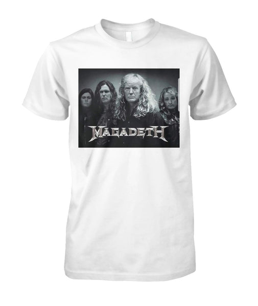 Magadeth MAGA T-shirt | Unisex Cotton Tee