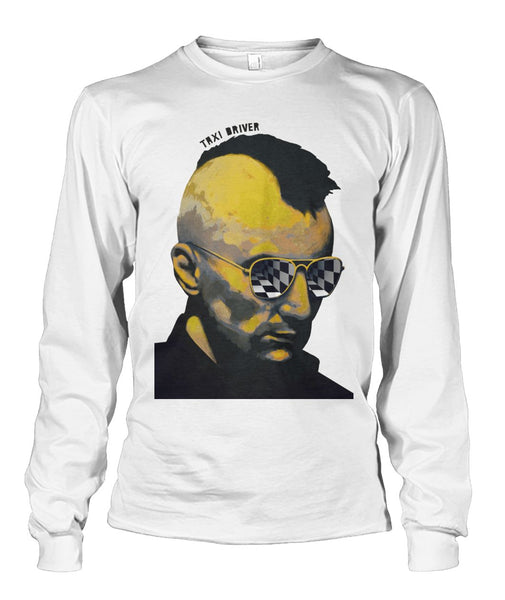 Taxi Driver Long Sleeve Tee