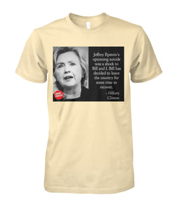 Upcoming Suicide - Hillary Tee