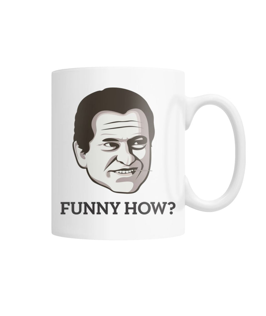 Funny How - GoodFellas Coffee Mug White Coffee Mug
