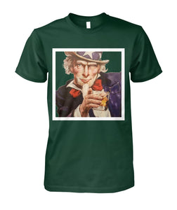 Here's To You - Uncle Sam Tee