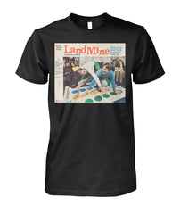 Landmine Tee - A Twisted Version of Twister
