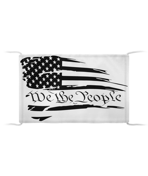 We The People Facemask - Face Mask Cloth Face Mask