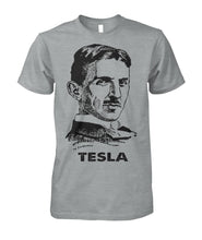 Load image into Gallery viewer, Nikola Tesla Shirt