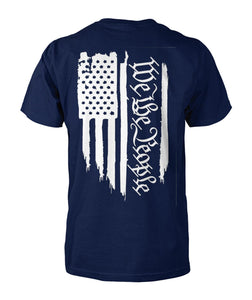 Black Rifle Company- We the People Shirt (Image On Back)