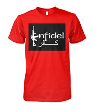 Load image into Gallery viewer, Infidel Rifle Shirt - Unisex