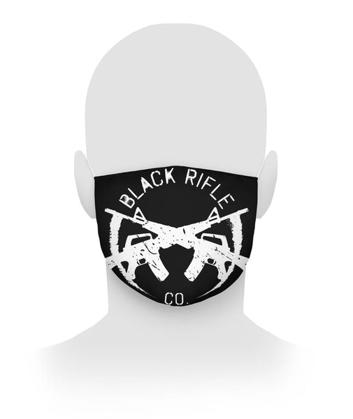 Black Rifle Co Cloth Face Mask