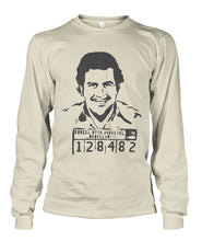 Load image into Gallery viewer, Pablo Escobar Long Sleeve Shirt