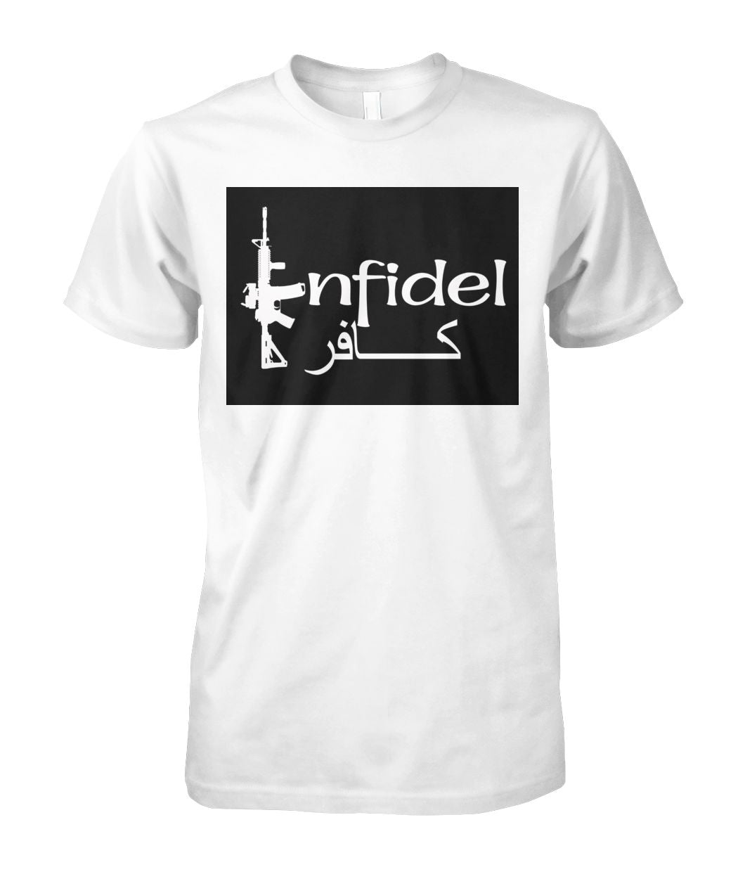 Infidel Rifle Shirt - Unisex