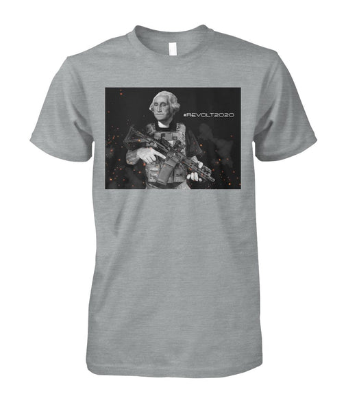 George Washington #Revolt2020 Tee