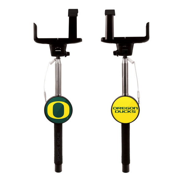 Mizco Oregon Ducks Sports Selfie Stick