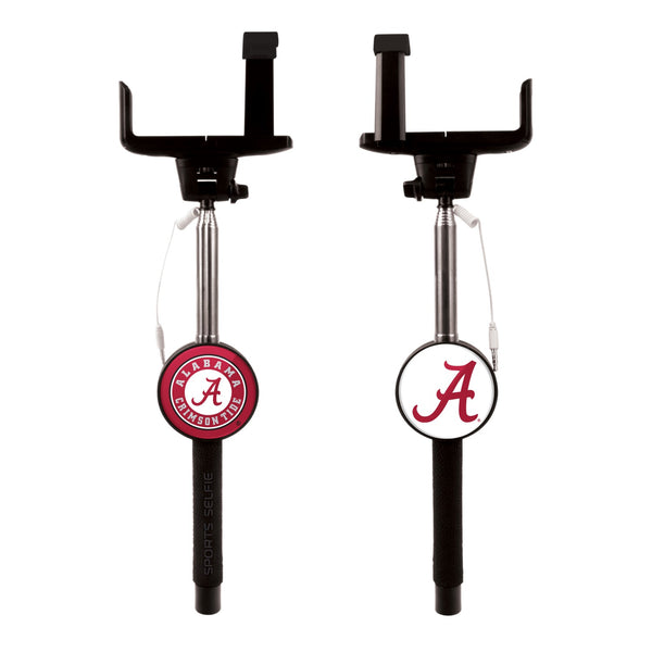 Mizco Alabama Crimson Tide Sports Selfie Stick