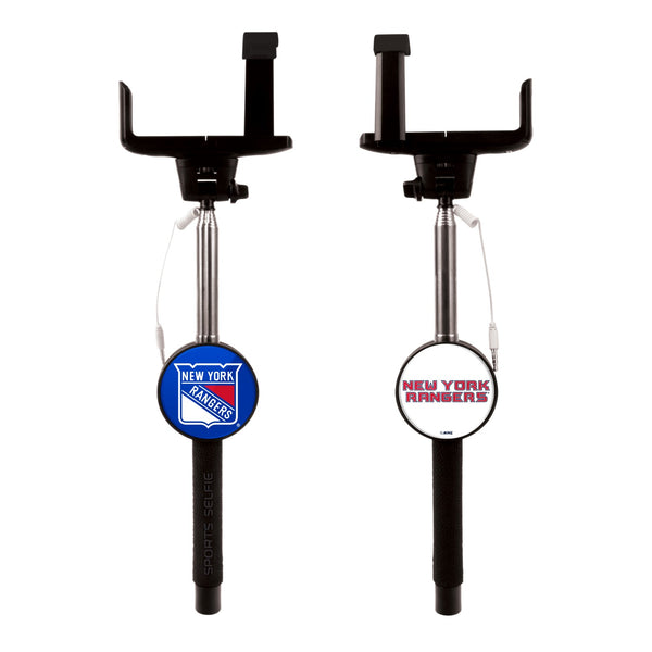 Mizco New York Rangers Sports Selfie Stick