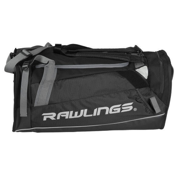 Rawlings R601 Hybrid Backpack Duffel Players Bag - Black