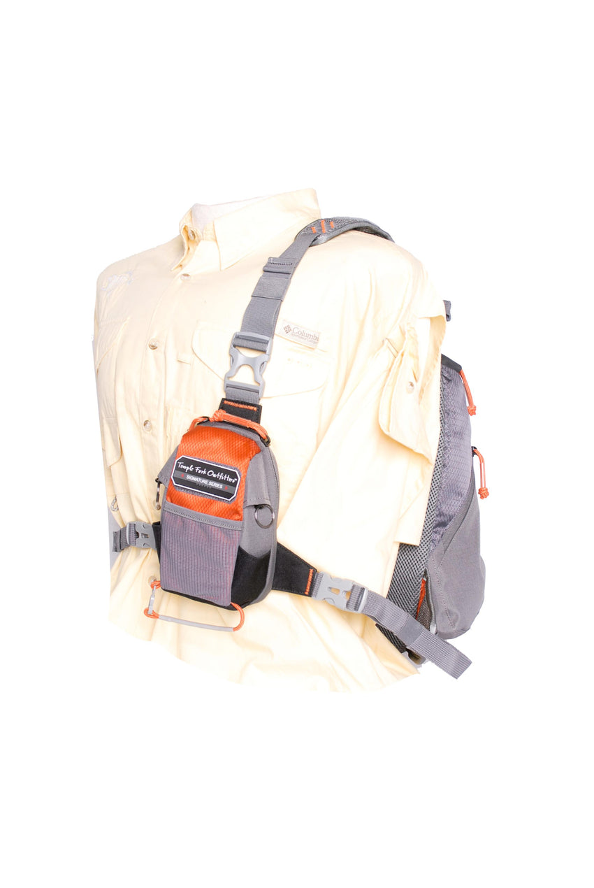 TFO inHybridin Backpack Chest Pack 13in x 1in x 1in