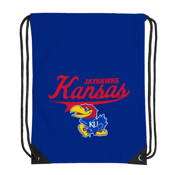 Kansas Jayhawks Spirit Backsack