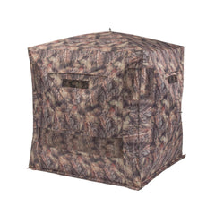 NATIVE GROUND BLINDS Mohican Ground Blind Stand and Sit DRC