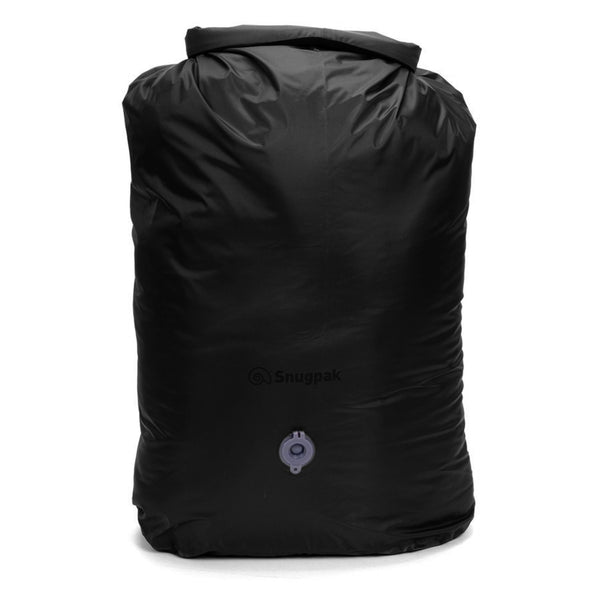 Snugpak Dri-Sak With Air Valve 40L Black