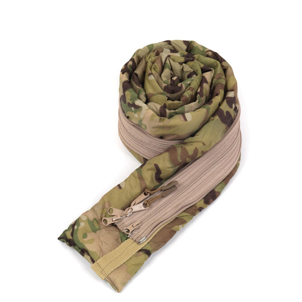 Snugpak Special Forces Zip Baffle Multicam