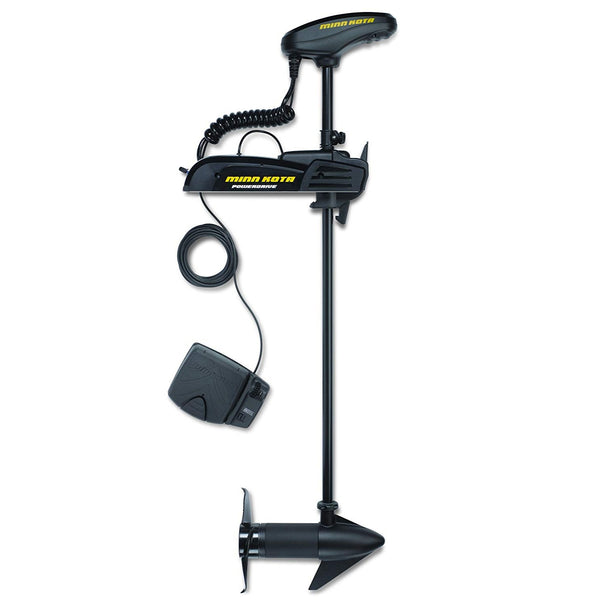 Minn Kota PowerDrive Trolling Motor 48in 45lb Foot Pedal