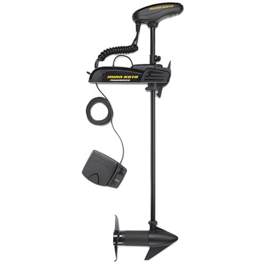 Minn Kota PowerDrive Trolling Motor 60in 70lb Foot Pedal