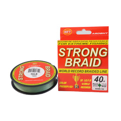Ardent Strong Braid Fishing Line - Green 40  150 yd