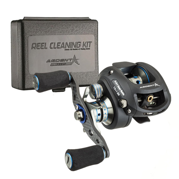 Ardent Apex Elite Reel and Cleaning Kit Bundle