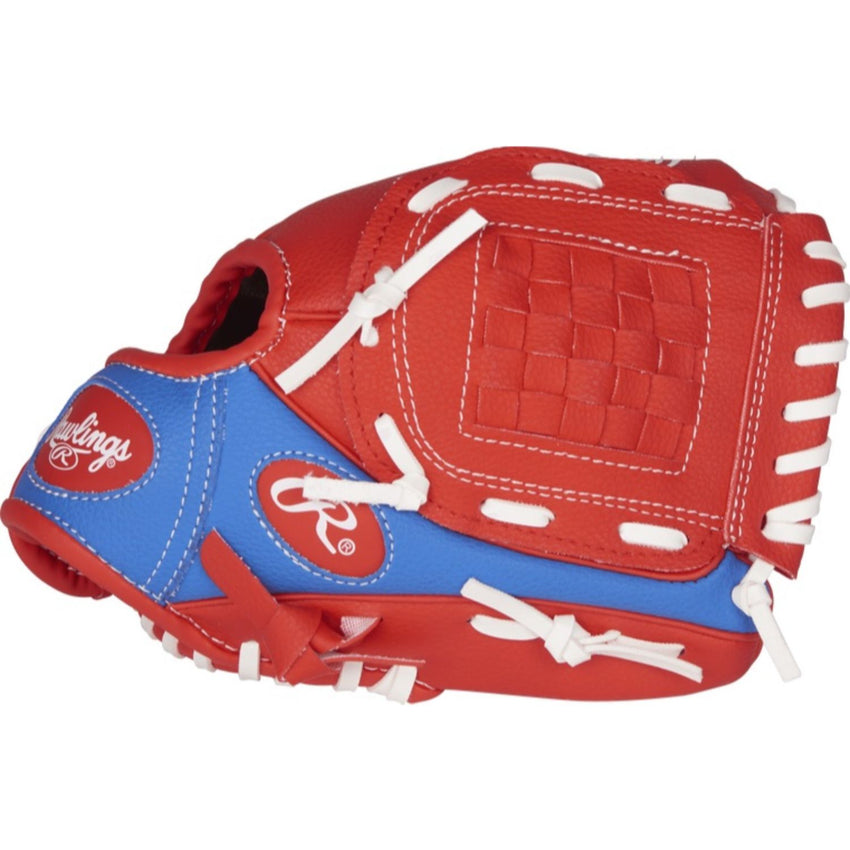 Rawlings Players 9 In Youth Softball Baseball Glove LH