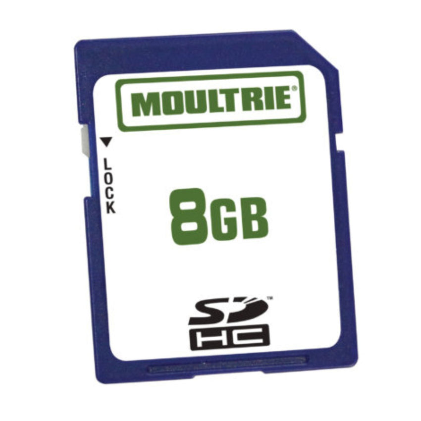 Moultrie 8G SD Memory Card
