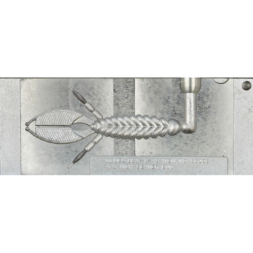 Do-it Soft Bait 4.5 in Beaver Style Bug BBG-1-45