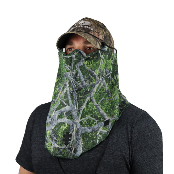 BunkerHead Hillcountry Camo Cotton System